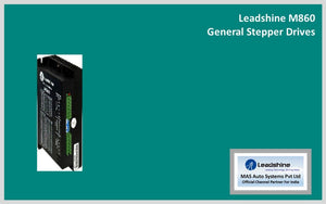 Leadshine Stepper Drive M860 - MAS Auto Systems Pvt Ltd
