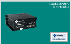 Leadshine Unregulated Switching Power Supply SPS407-L - MAS Auto Systems Pvt Ltd