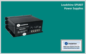 Leadshine Unregulated Switching Power Supply SPS407 - MAS Auto Systems Pvt Ltd