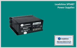 Leadshine Unregulated Switching Power Supply SPS487 - MAS Auto Systems Pvt Ltd