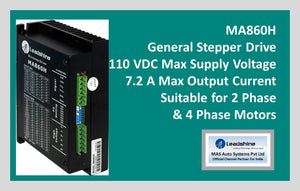 Leadshine Stepper Drive MA860H - MAS Auto Systems Pvt Ltd