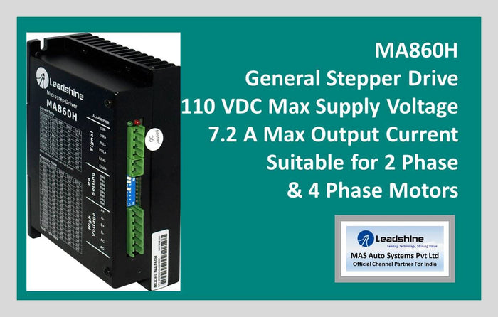 Leadshine Stepper Drive MA860H