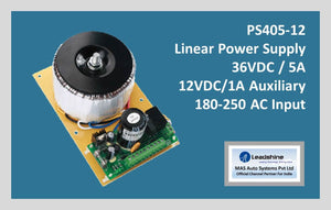 Leadshine Linear Power Supply PS405-12 - MAS Auto Systems Pvt Ltd
