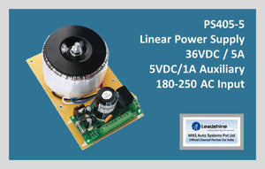 Leadshine Linear Power Supply PS405-5 - MAS Auto Systems Pvt Ltd