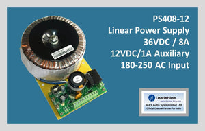 Leadshine Linear Power Supply PS408-12 - MAS Auto Systems Pvt Ltd