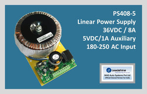 Leadshine Linear Power Supply PS408-5 - MAS Auto Systems Pvt Ltd