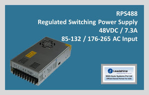 Leadshine Regulated Switching Power Supply RPS488 - MAS Auto Systems Pvt Ltd