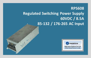 Leadshine Regulated Switching Power Supply RPS608 - MAS Auto Systems Pvt Ltd
