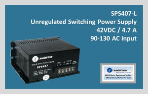 Leadshine Unregulated Switching Power Supply SPS 407-L - MAS Auto Systems Pvt Ltd