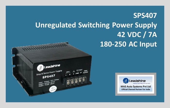 Leadshine Unregulated Switching Power Supply SPS 407
