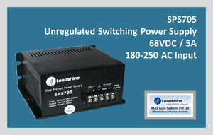 Leadshine Unregulated Switching Power Supply SPS705 - MAS Auto Systems Pvt Ltd