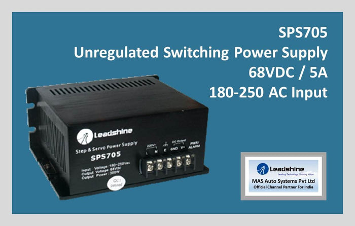 Leadshine Unregulated Switching Power Supply SPS705