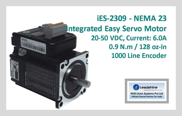 Leadshine Integrated Easy Servo Motor iES-2309 NEMA 23