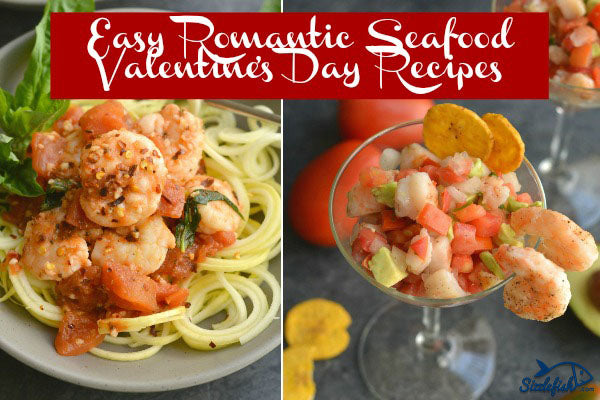 Easy romantic seafood recipes for valentines day sizzlefish easy romantic seafood recipes for valentines day forumfinder Gallery