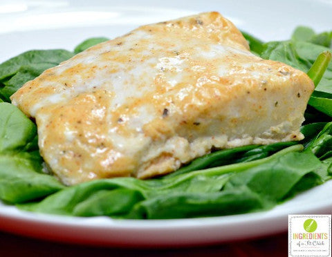 Spicy Dipped Sablefish