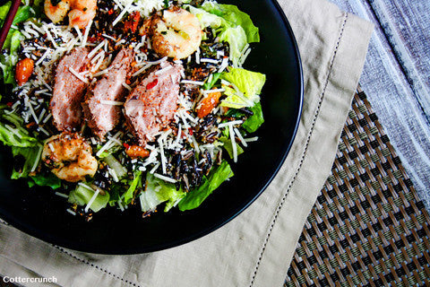 Surf & Turf Ceasar Salad