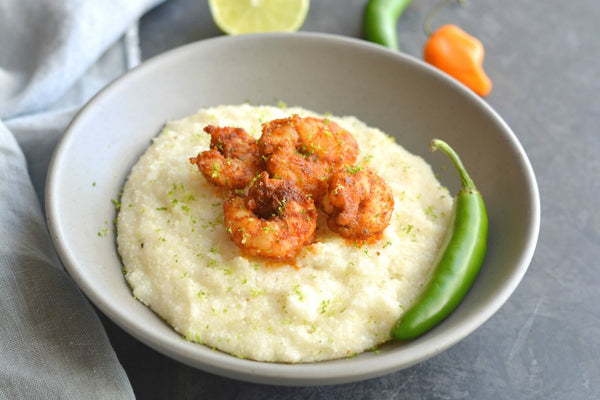 This Spicy Thai Shrimp & Grits