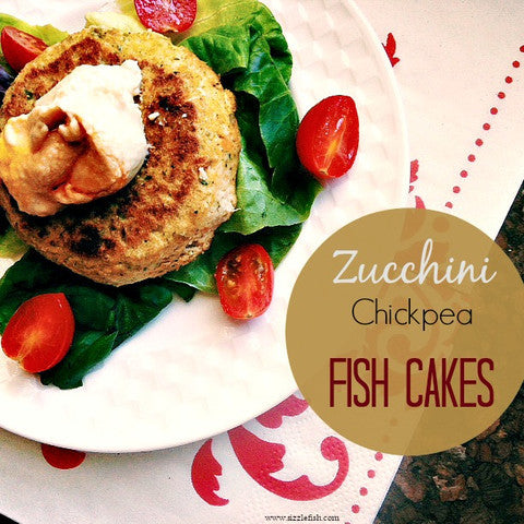 5 Benefits of Fiber and Zucchini Chickpea Fish Cake Recipe