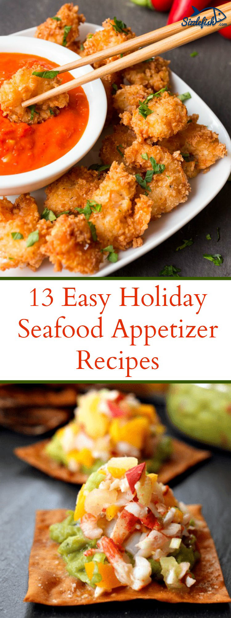 Easy Holiday Seafood Recipes