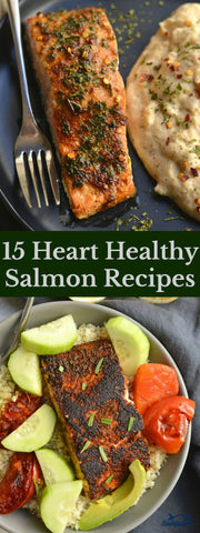 15 Heart Healthy Salmon Recipes