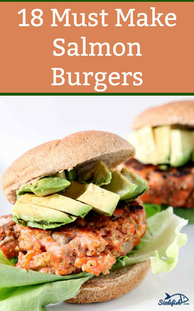 Salmon Burger Recipes