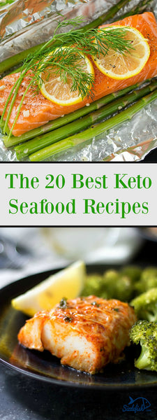 The 20 Best Ketogenic Seafood Recipes