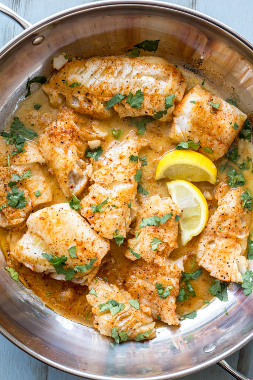 The Best 21 Keto Seafood Recipes Sizzlefish