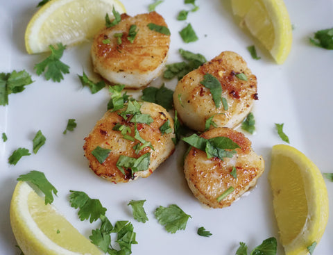Pan Seared Scallops Recipe