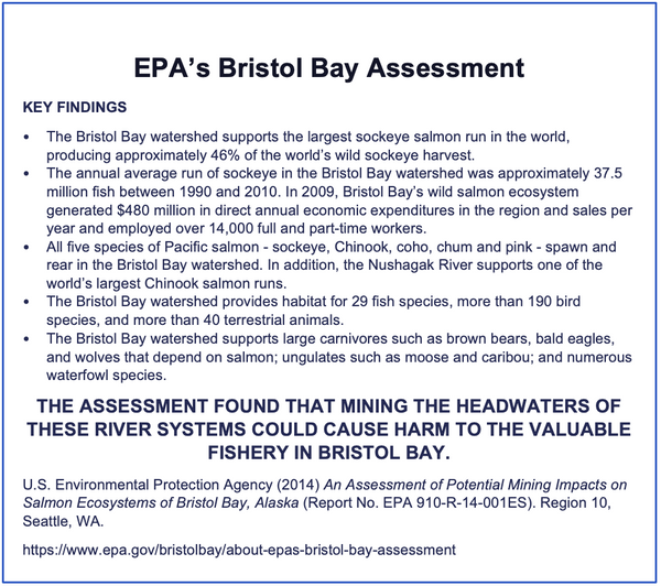 EPA Bristol Bay Project