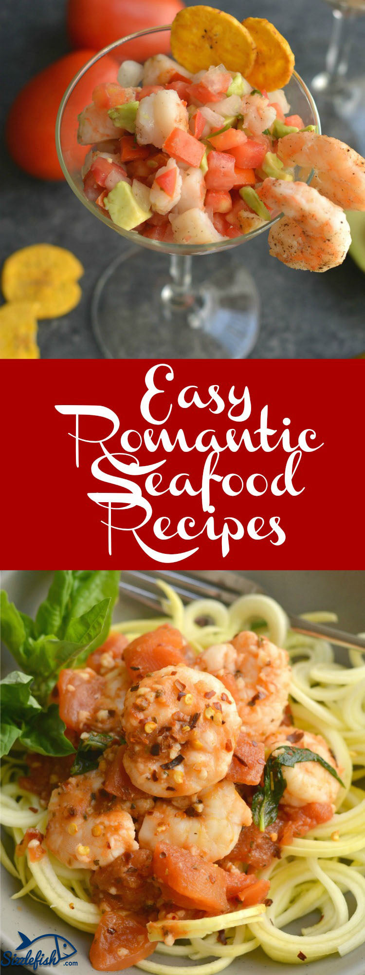 Easy Romantic Seafood Recipes