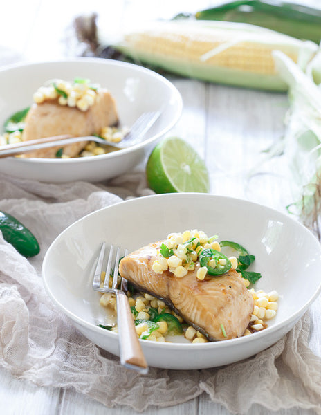 Honey Lime Sablefish