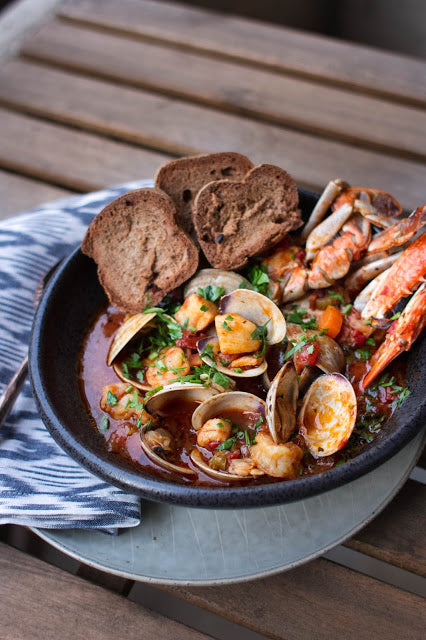 Pot Cioppino