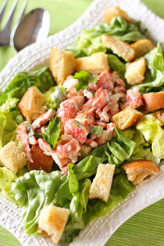 Lobster Roll Salad Recipe