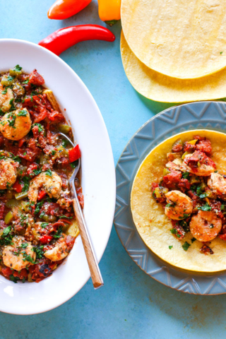 Shrimp Taco Recipe