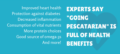 Benefits of Pescatarian