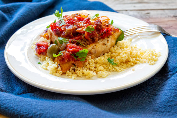 Mediterranean Sea Bass