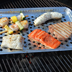 More Fish on Grill