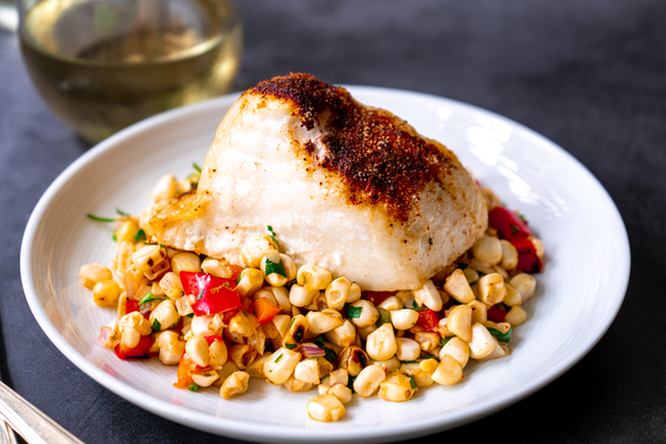Baked Chilean Sea Bass Ingredients
