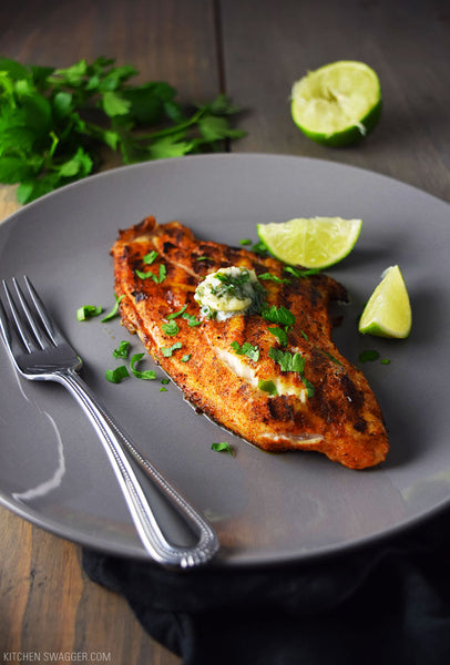 Grilled Catfish Recipe