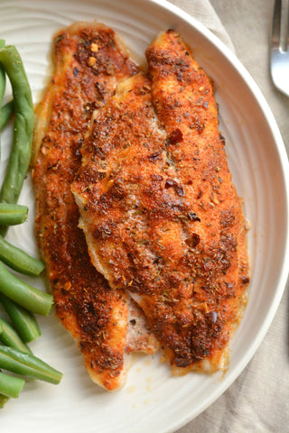 catfish recipe under 200 calories