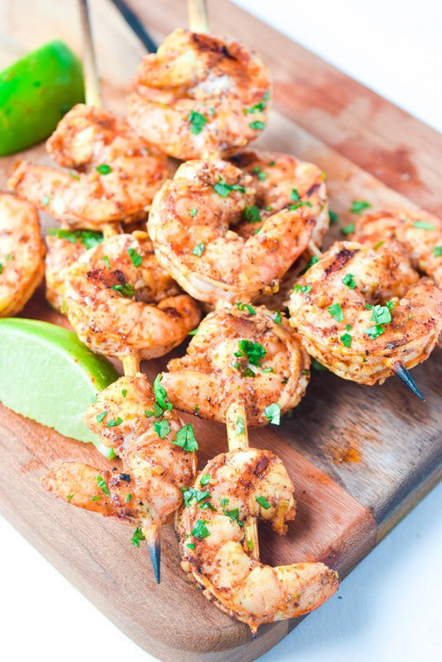 Chili Lime Shrimp For Whole30