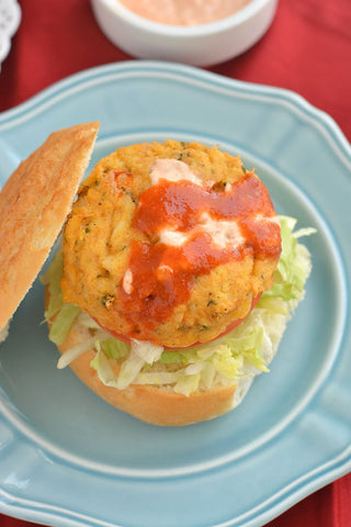 Healthy Fish Sandwiches
