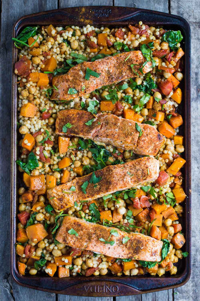 25 Healthy One Pan Fish Recipes