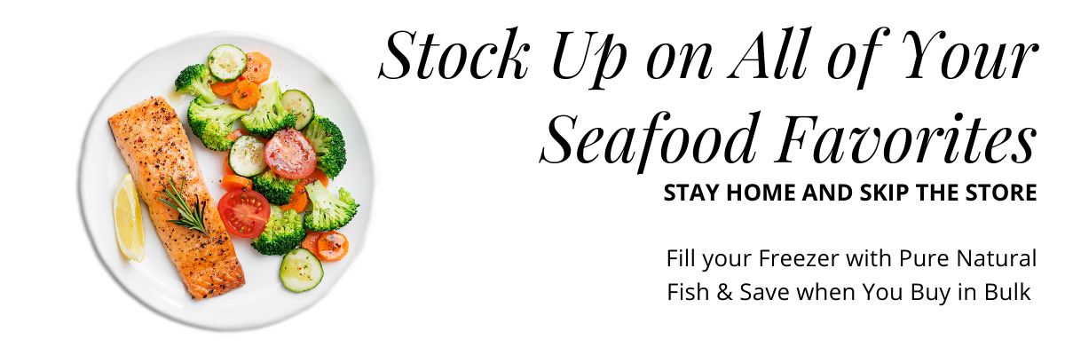 Stock up Banner