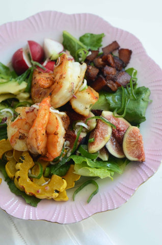 Shrimp Chopped Salad