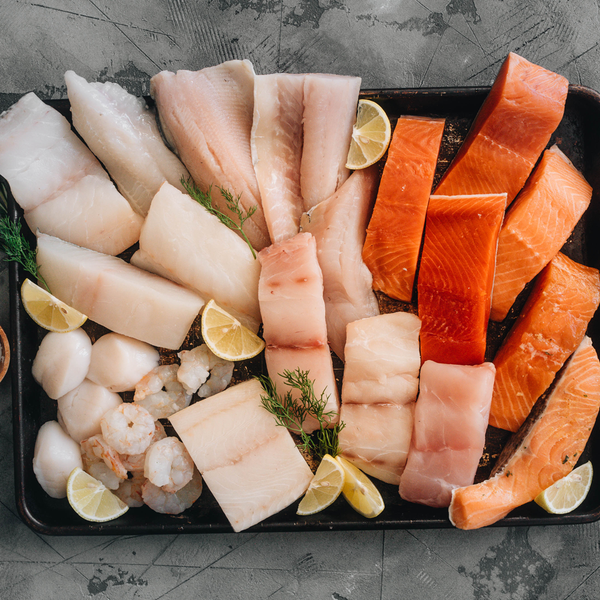 Wild Seafood Stock Up Bundle