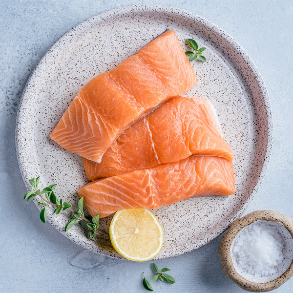 Farmed Atlantic Salmon Fillet