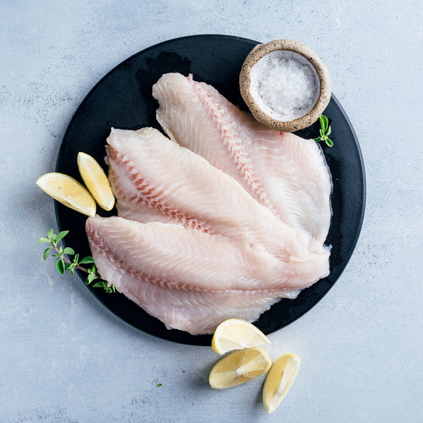 Farm Raised Catfish Fillets