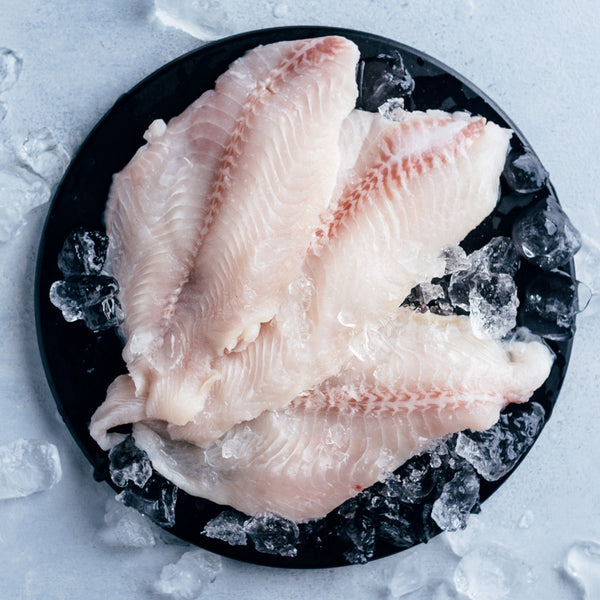 Fresh Catfish Fillet Portion