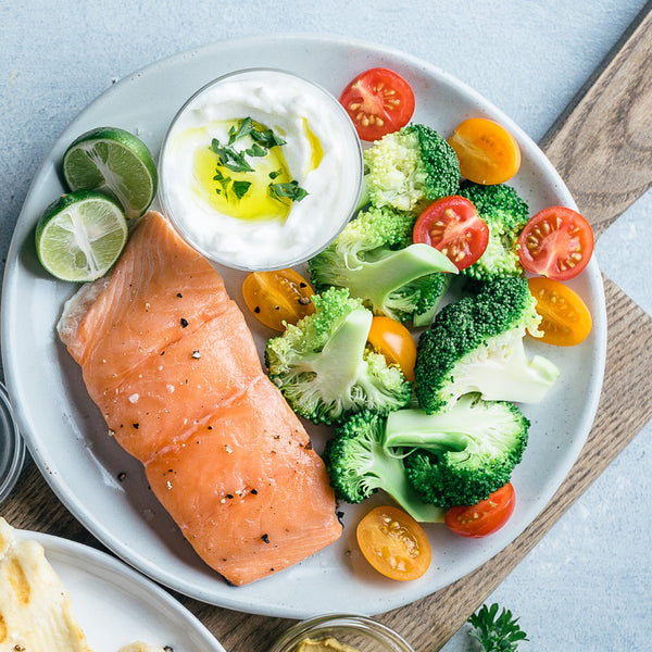 High Protein Seafood - Atlantic Salmon